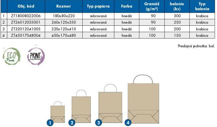 Produkty_papierové tašky s krúteným uchom 3